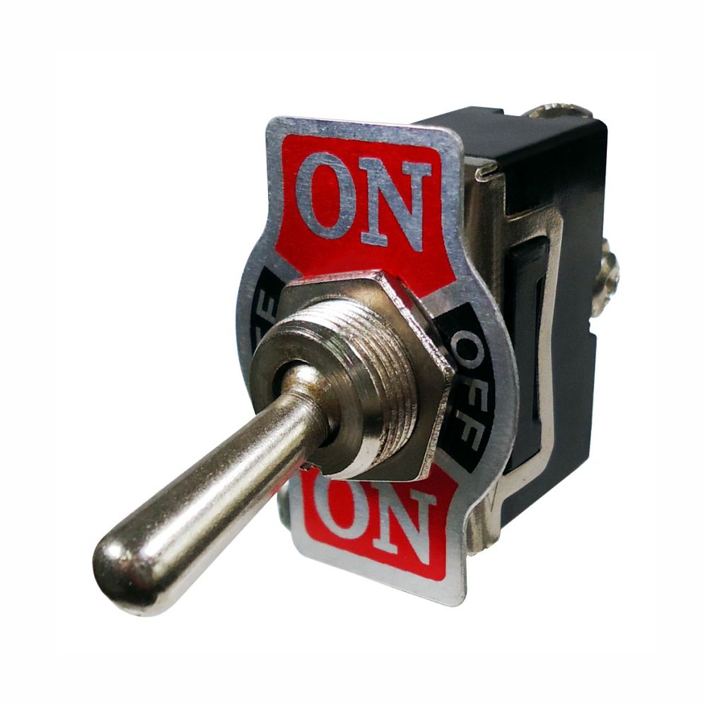 Chave Geral 3 Posicoes On/off/on Carga Pico 400w - Chave Ger